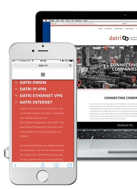 datri-one-page-website-kl