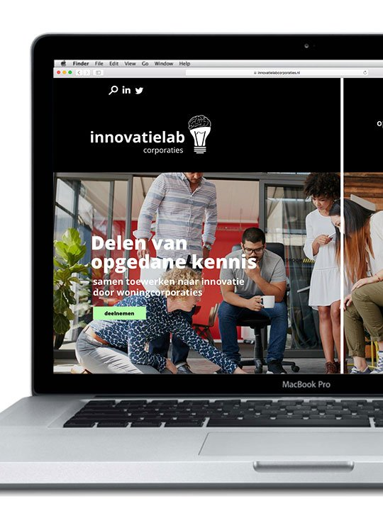 Innovatielabcorporaties-website-ontwerp-kl