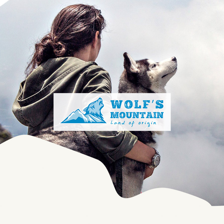 Wolf's Mountain marketingplan & realisatie webshop